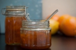 Kumkuat vanilla and vodka scented marmalade