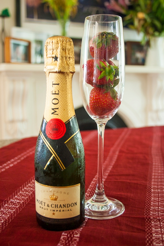 Moet & Chandon bottle